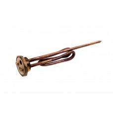 """ТЭН для водонагревателя резьбовой (1 1/4"""", материал медь, под термостат, мощность 1500 W, напряжение 220V)"""