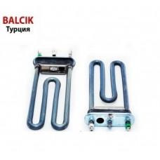 Тэн на стиральную машину Indesit 1700 W  длина L=170мм (с отверстием под датчик) BALCIK, Турция