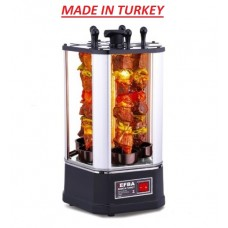 Электрошашлычница EFBA 600 Black(1,4 квт.,5 шамп.),Турция
