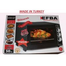 Электро духовка (печь) EFBA 4003-T Турция 50 литров