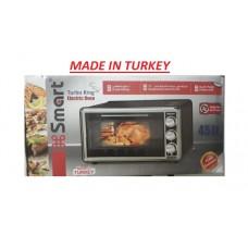 Электро духовка (печь) SMART Турция объем 45 литров