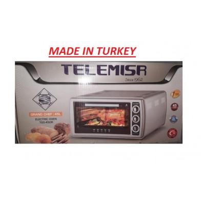 Электро духовка (печь) TELEMISR Турция 50 литров