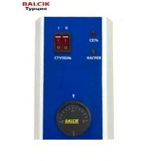 Температурный блок управления ТЭНом для твёрдотопливных котлов (ТБУ)  BALCIK