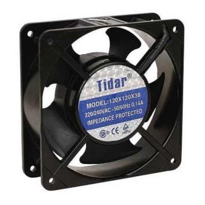 Вентилятор Tidar RQA12038-HSL 120*120*38, 220-240V,
